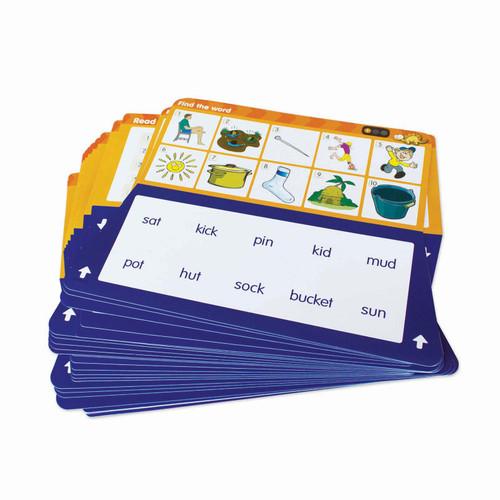 Reading Accelerator Cards - Set 1