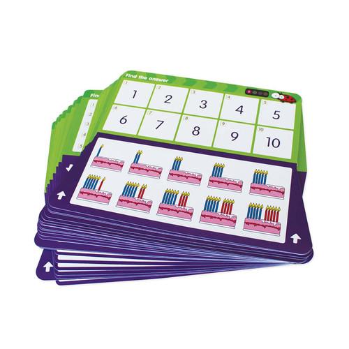 Number Accelerator Cards - Set 1