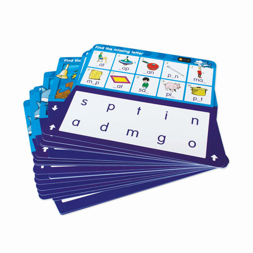 Spelling Accelerator Cards - Set 1