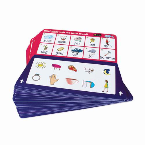Phonemic Awareness Accelerator Cards