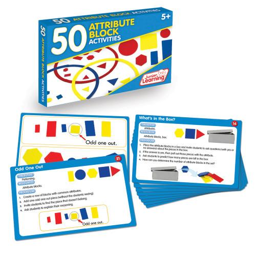 50 Attribute Block Activities