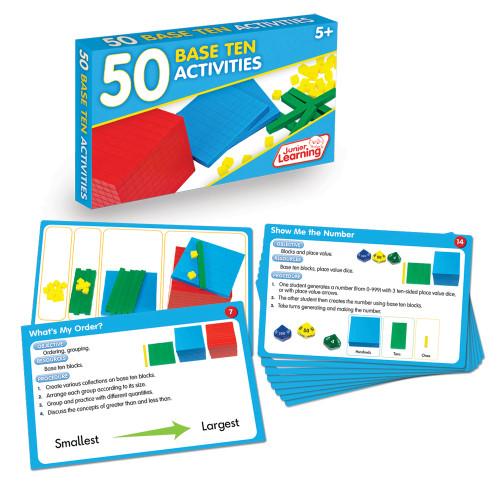 50 Base 10 Activities