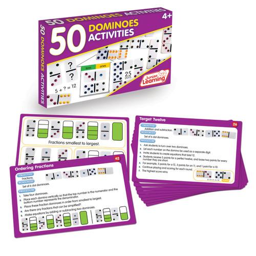 50 Domino Activities