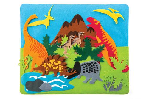 Dinosaurs Felt Creations
