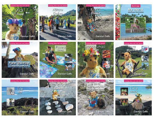 Learning about Cook Islands Book Set