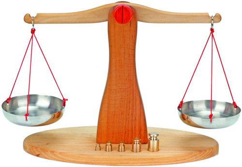 Balance with Weights