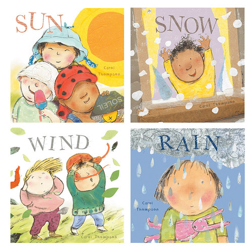 Whatever the Weather Board Books