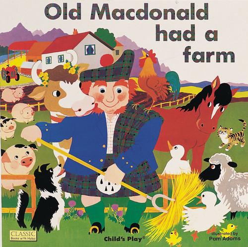 Old Macdonald Big Book