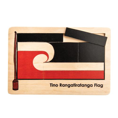 Tino Rangatiratanga Flag Puzzle