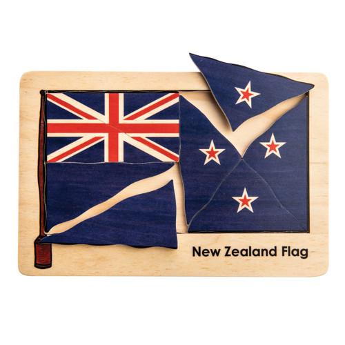 NZ Flag Puzzle