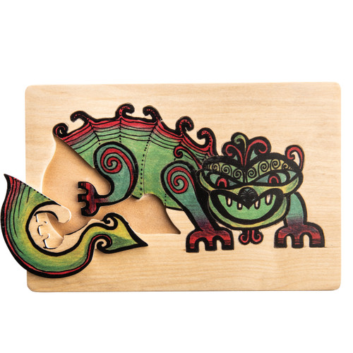 Taniwha Rongo Puzzle