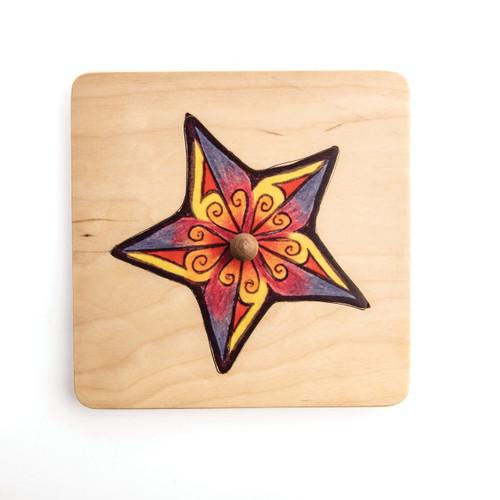 Star Peg Puzzle
