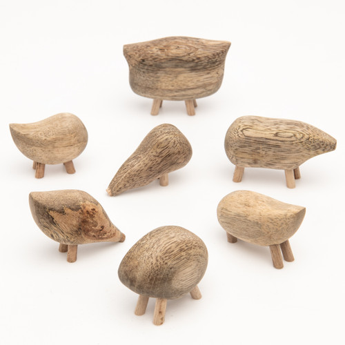 Pebble Animals