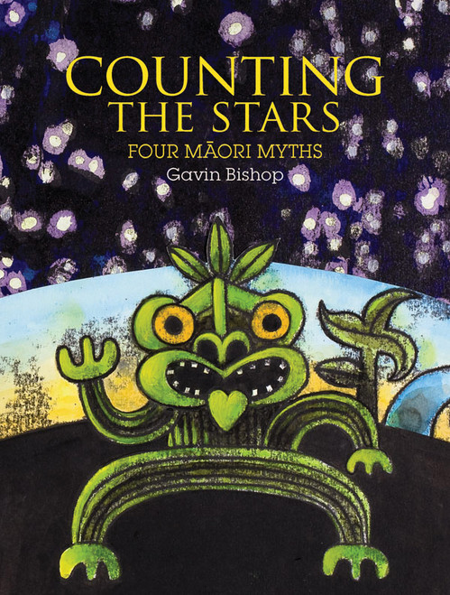 Counting the Stars - Four Maori Myths