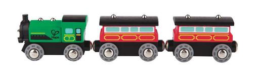 Steam Era Passenger Train