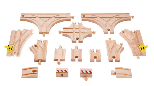 Track Expansion Rail Pack