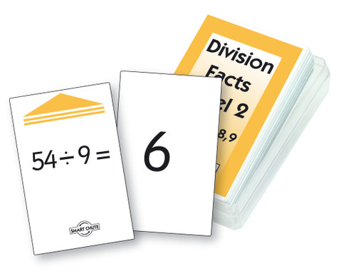 Division - Level 2 Chute Cards