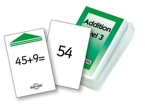 Addition - Level 3 Chute Cards