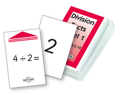 Division - Level 1 Chute Cards