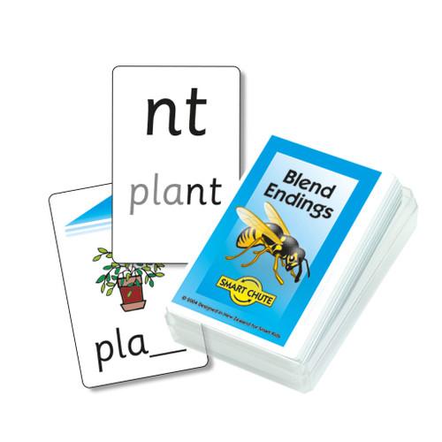 Blend Endings Chute Cards