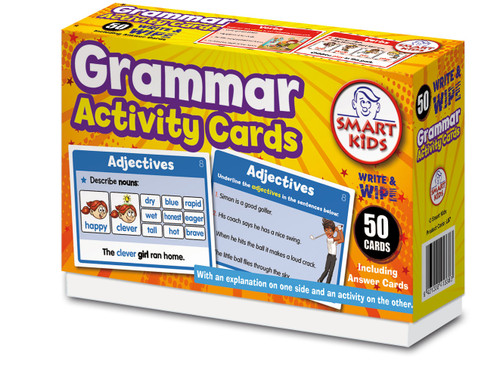 Grammar Activity Cards