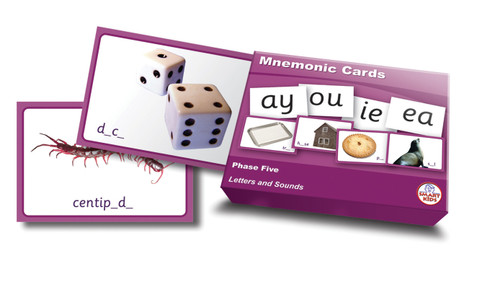Mnemonic Cards - Phase 5
