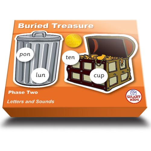 Buried Treasure - Phase 2