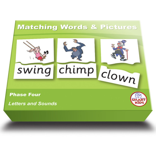 Matching Words and Pictures - Phase 4