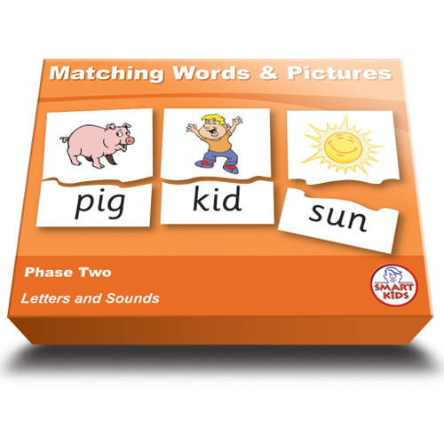 Matching Words and Pictures - Phase 2