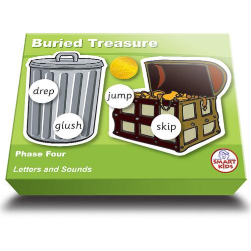 Buried Treasure - Phase 4