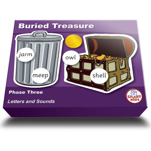 Buried Treasure - Phase 3