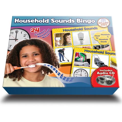 Household Sounds Bingo