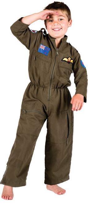 Pilot - Air Force Green