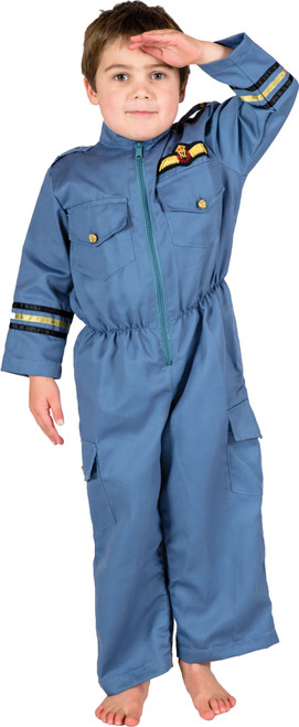 Pilot - Air Force Blue