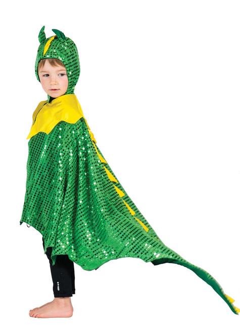 Dragon Cape - Green