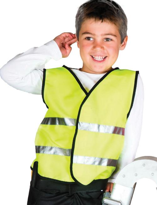 Construction Worker's Vest