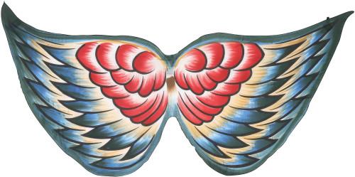 Bird Wings - Kea