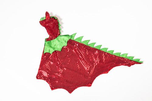 Dragon Cape - Red