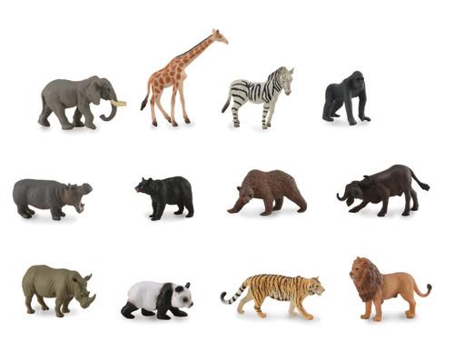 Mini Wild Animals