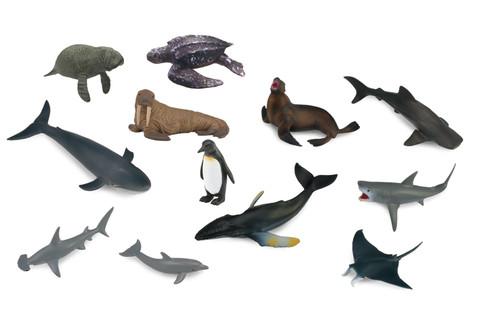 Mini Sea Animals - Set 1