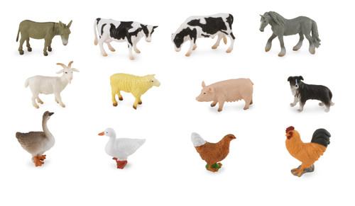 Mini Farm Animals