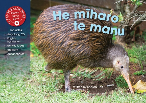 He Miharo te Manu (Birds are Amazing)