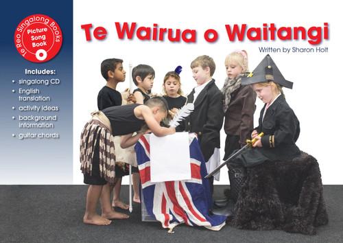 Te Wairua o Waitangi (The Spirit of Waitangi)