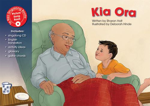 Kia Ora (Hello)