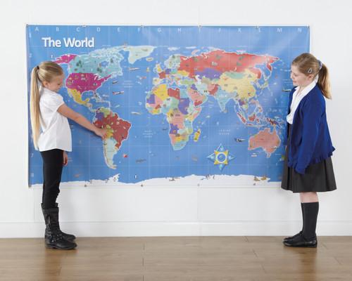 World Mat