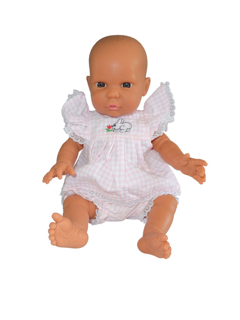 Tiny Doll Pink Play Suit