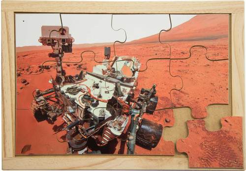 Mars Buggy Puzzle