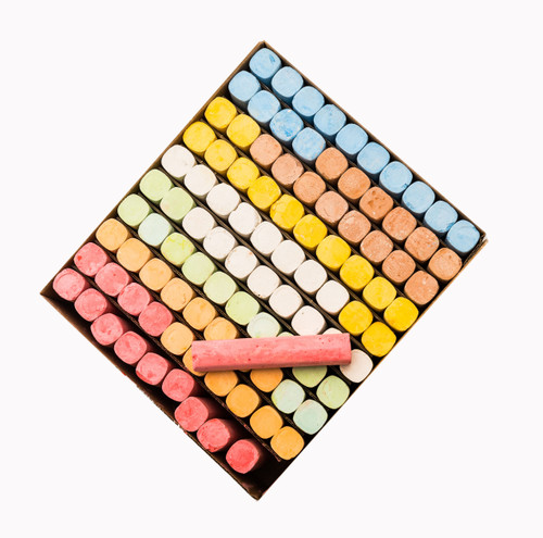Giant Chalk - Box of 100