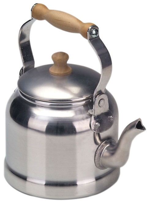 Kettle and Lid