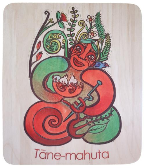 Tane-Mahuta Puzzle